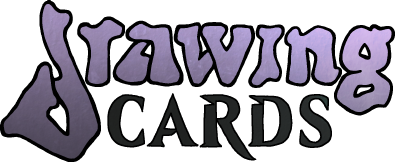 drawing cards